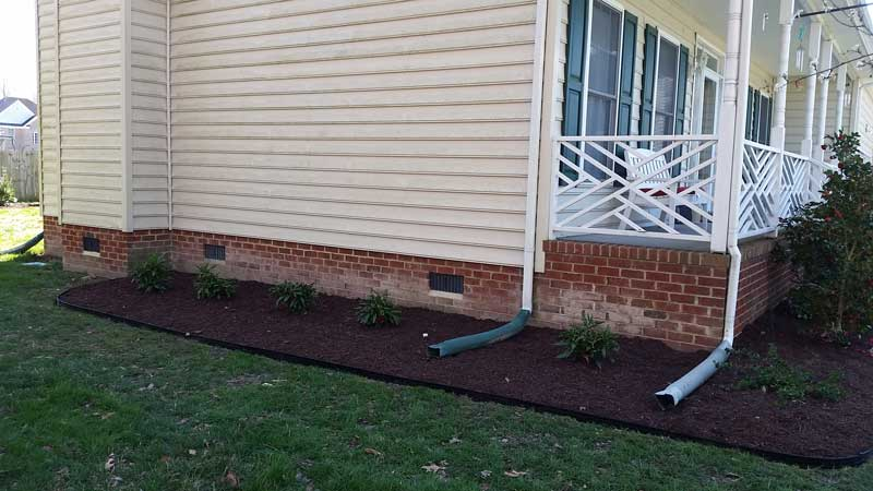Landscaping, Old Mill Creek, Suffolk - Landscaping, Old Mill Creek, Suffolk - Riverwood Land & Lawn